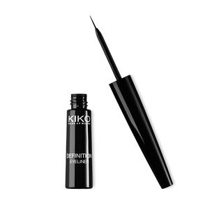 Liquid Eyeliner with fine brush applicator - Definition Eyeliner - KIKO MILANO