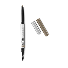 柔软眉笔打造完美有形的眉毛。 - Eyebrow Filler Light Touch Pencil - KIKO MILANO