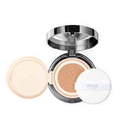 Sponge for liquid, creamy and pressed powder foundations - Rectangular Foundation Sponge - KIKO MILANO