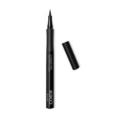 Liquid eyeliner with angled tip - WATERFLOWER MAGIC EYELINER - KIKO MILANO