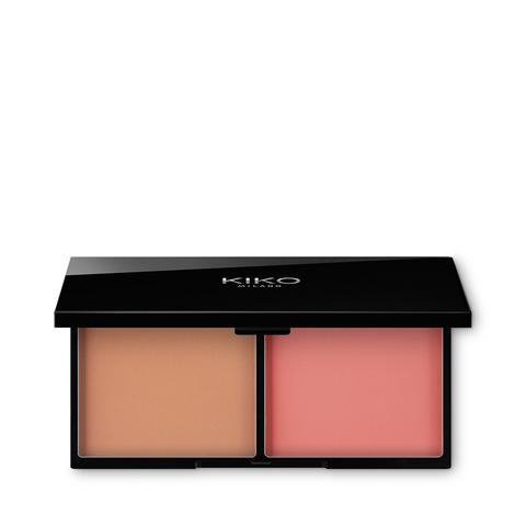 Smart Blush And Bronzer Palette 03