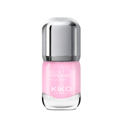 Top coat efecto gel para uñas con aceite de Kukui - Gel Effect Top Coat - KIKO MILANO