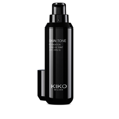 Pincel retrátil para aplicar pós de rosto, fibras sintéticas - Smart Allover Powder Brush 104 - KIKO MILANO