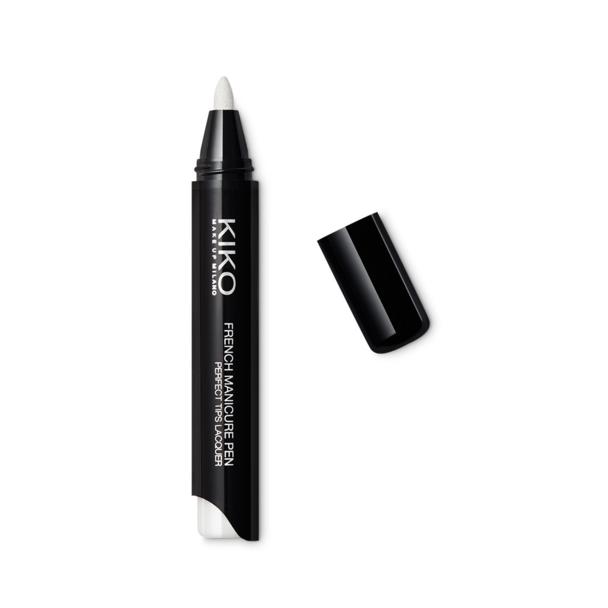 White nail polish in a pen - White French Manicure Pen - KIKO MILANO