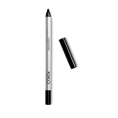 Kajal with a soft, melting texture - Deep Black Kajal - KIKO MILANO