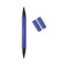 <p>Water-resistant eyeliner pen duo</p> - LOST IN AMALFI EYE MARKER DUO   - KIKO MILANO