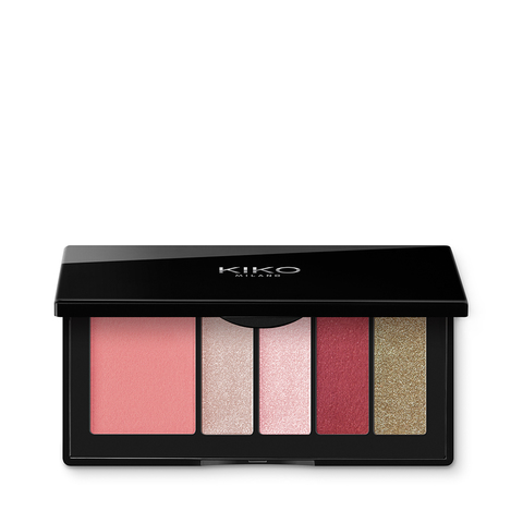Smart Eyes and Cheeks Palette 04