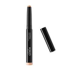 Concealer and eyeshadow brush with synthetic fibers - Face 01 Concealer Brush - KIKO MILANO