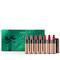 <p>Coffret cadeau de 7 rouges à lèvres Velvet Passion Matte Lipstick</p> - HOLIDAY GEMS VELVET PASSION SET  - KIKO MILANO