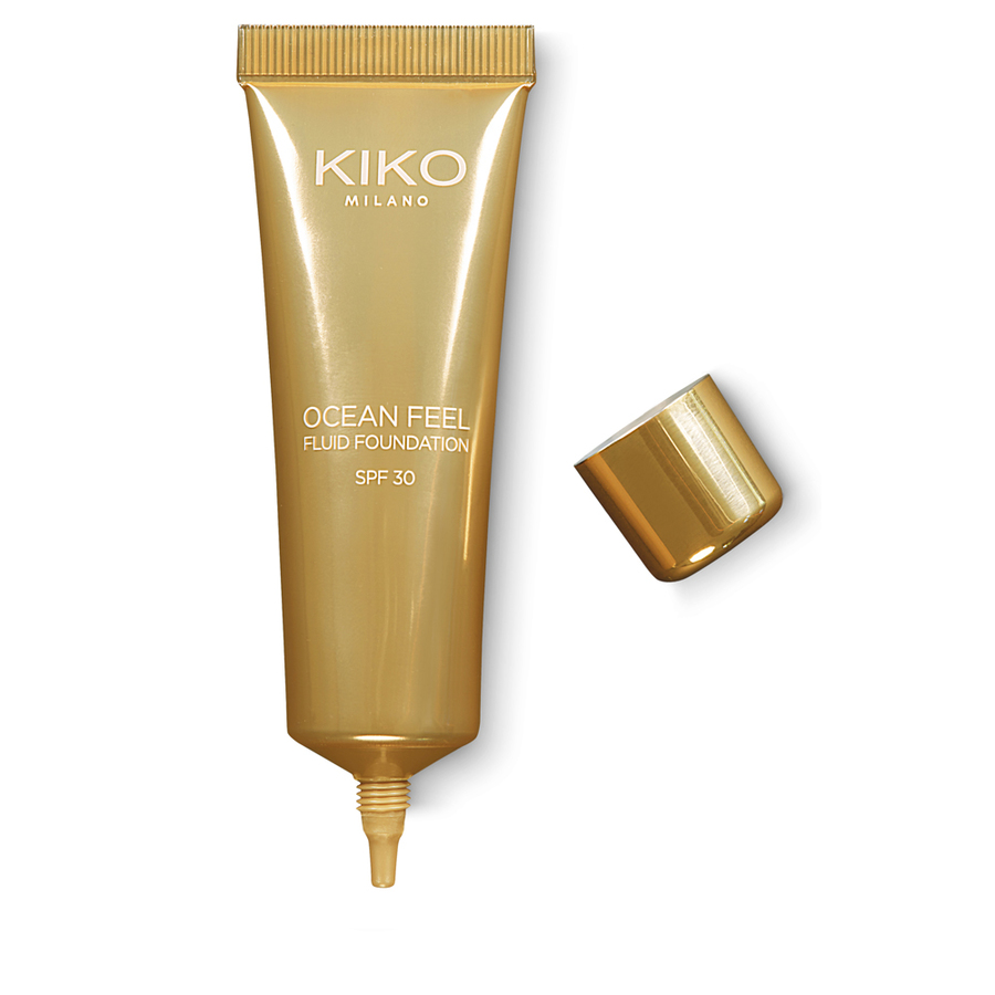 Купить OCEAN FEEL FLUID FOUNDATION SPF 30 05, KIKO