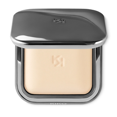 Setting, concealing baked powder in four colours - Colour Correction Face Fixing Powder - KIKO MILANO