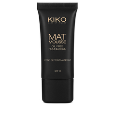 Base de teint matifiante et unifiante : matifie et camoufle les imperfections de la peau - Matte Face Base - KIKO MILANO