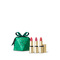 <p>Gift set with 3 mini Powder Power Mini Lipsticks</p> - HOLIDAY GEMS MINI LIPSTICKS SET  - KIKO MILANO