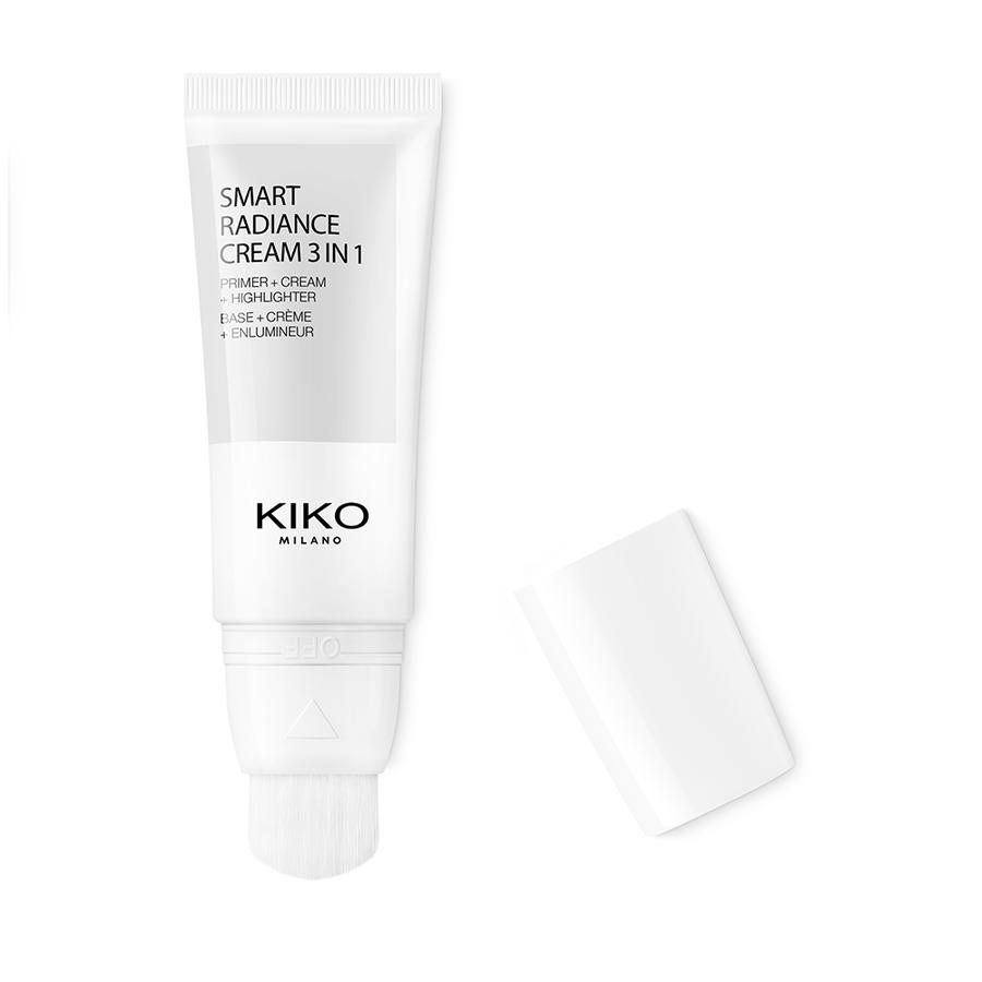 62c18f65e Prebase, crema e iluminador 3 en 1 - Smart Radiance Cream - KIKO MILANO