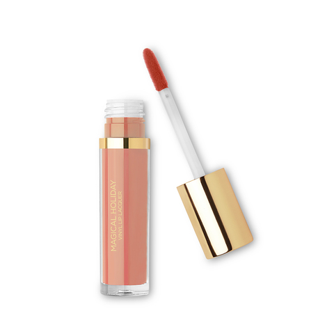 magical holiday vinyl lip lacquer