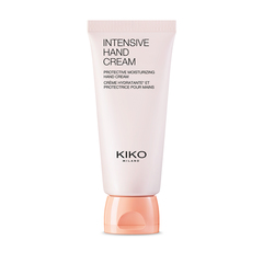 Fabric hand and nail masks with aloe extract - SOFTENING HANDS MASK - KIKO MILANO