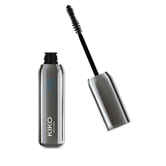 Long lasting curling mascara with anatomical brush. Waterproof formula - Unforgettable Wp Mascara - KIKO MILANO