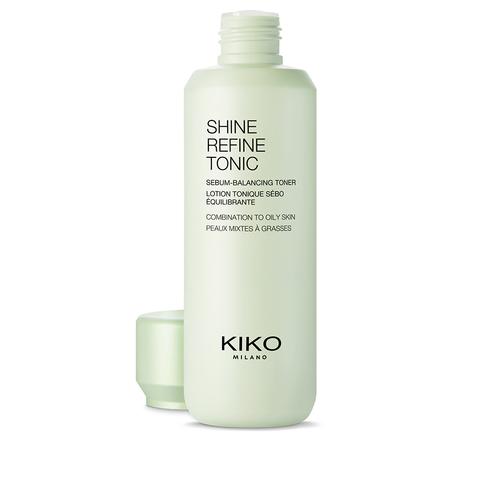 Sebum Balancing Toner Shine Refine Tonic Kiko Milano