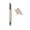 <p>Eyebrow pencil and marker duo</p> - MOOD BOOST DUO EYEBROW  - KIKO MILANO
