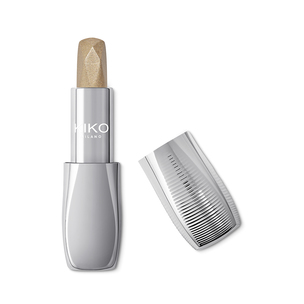 Metallic finish lipstick with diamond tip - ARCTIC HOLIDAY Metal Lipstick - KIKO MILANO