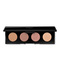 <p>Face palette with: 1 bronzer, 1 blush and 2 highlighters</p> - FACE PALETTE - KIKO MILANO