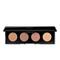 <p>Paleta para el rostro con: polvos bronceadores, un colorete y dos iluminadores</p> - FACE PALETTE - KIKO MILANO