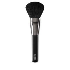 <p>Multi-purpose brush for face powders</p> - SICILIAN NOTES ALL OVER FACE BRUSH - KIKO MILANO