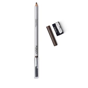 Eyebrow pencil with micro-precision hard formula and separator comb - Precision Eyebrow Pencil - KIKO MILANO