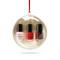 <p>Kit mains : 3 vernis à ongles mini dans une boule pailletée</p> - MAGICAL HOLIDAY MINI NAIL KIT - KIKO MILANO
