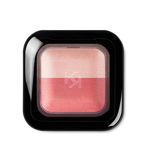 Duo-Lidschatten gebacken | Bright Duo Baked Eyeshadow | Kiko Milano
