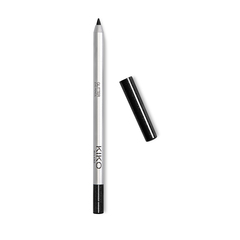Intense and smooth-gliding outer eye pencil with long wear - Intense Colour Long Lasting Eyeliner - KIKO MILANO