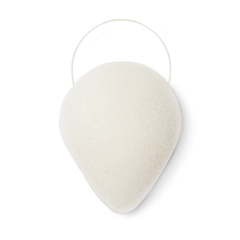 <p>Cleansing and exfoliating konjac sponge </p> - SICILIAN NOTES LEMON KONJAC SPONGE - KIKO MILANO