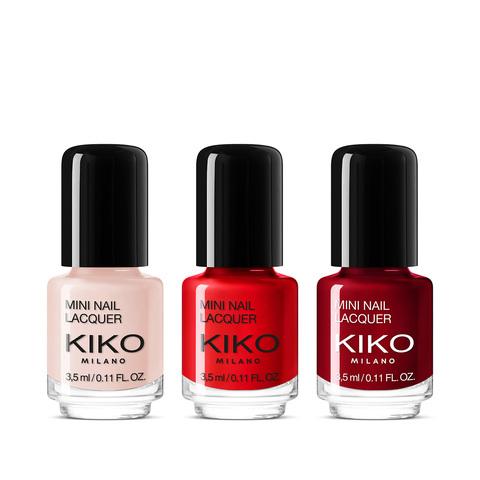 MINI NAIL LACQUERS | Kiko Milano