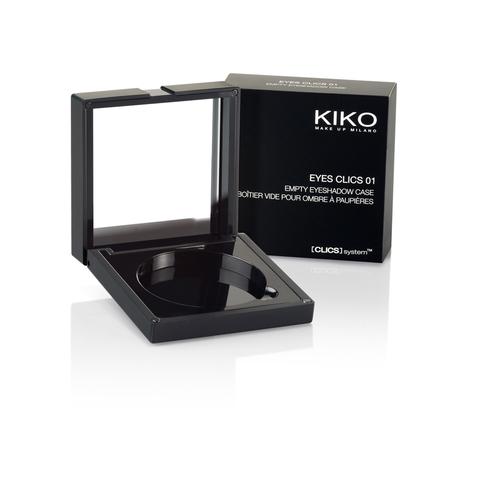 Leeres Necessaire   Eyes Clics 01   Kiko Milano