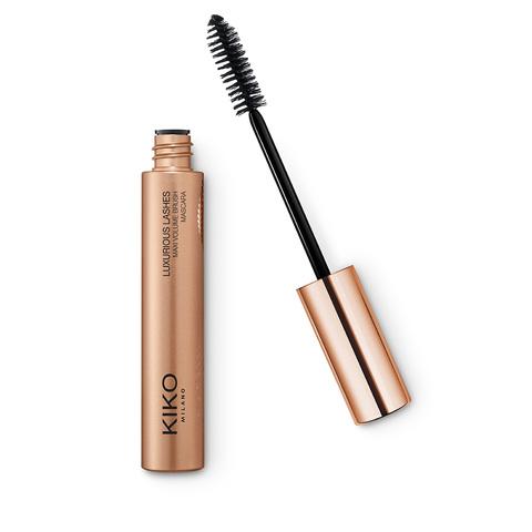 new luxurious lashes maxi volume brush mascara
