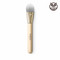 <p>Flat brush with natural fibres for liquid or cream foundations</p> - New Green Me BB Brush - Edition 2020 - KIKO MILANO