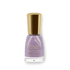 SICILIAN NOTES COLOUR&CARE NAIL LACQUER 01