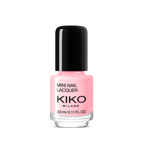 Travel Size Nail Polish Mini Nail Lacquer Kiko Milano