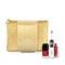 <p>Ultra-glossy lip and nail kit: glossy liquid lipstick, shiny nail lacquer and pochette</p> - HOLIDAY GEMS MATCH THE GLOSS KIT - KIKO MILANO