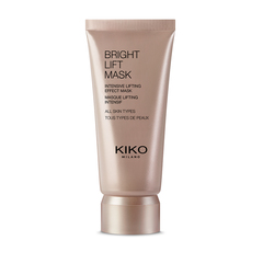 Purifying fabric face mask with plant-based charcoal - PURIFYING FACE MASK - KIKO MILANO