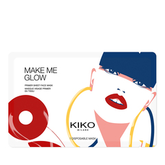 Heart-shaped hydrating face pads - SWEETHEART HYDRATING FACE PATCHES - KIKO MILANO