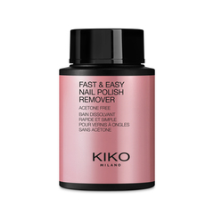 <p>Glitter-effect nail lacquer top coat</p> - GLITTER EFFECT NAIL TOP COAT - KIKO MILANO