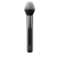 Travel pouch with 5 professional brushes - Travel Brush Set - KIKO MILANO