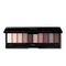 Eyeshadow palette with 10 shades of various finishes. Double-ended applicator included - Smart Eyeshadow Palette 01 - KIKO MILANO