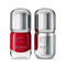 Set of two nail lacquers for creating a gel look - Perfect Gel Duo - KIKO MILANO