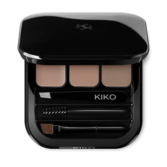 Eyebrow pencil with micro-precision hard formula and separator comb - Precision Eyebrow Pencil - KIKO MILANO