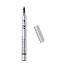 <p>Eyeliner pen with innovative brush applicator</p> - OCEAN FEEL EYE MARKER - KIKO MILANO