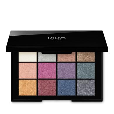 Kiko - smart cult eyeshadow palette - 1