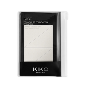 <p>Kit of 2 sponges for applying foundations, highlighters and concealers </p> - POP REVOLUTION BLENDER KIT - KIKO MILANO