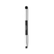 <p>Duo powder eyeshadow brush</p> - POP REVOLUTION DOUBLE-ENDED EYE BRUSH - KIKO MILANO